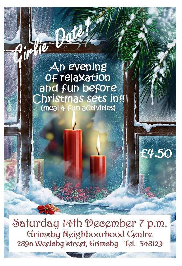 Christmas Relaxation & Fun - 14th Dec '19